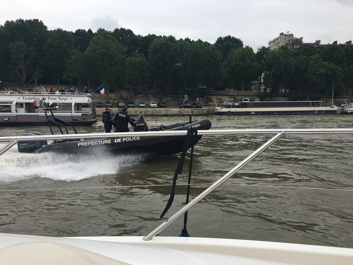 River Police, Paris